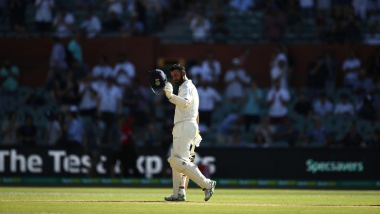 Cheteshwar Pujara Scores 17th Test Century, Twitterati All Praise for the 'New Wall' of Indian Cricket Team