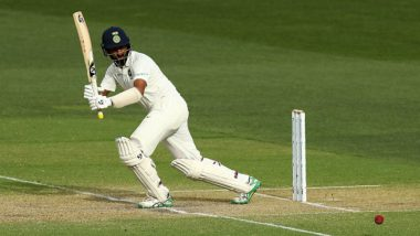 IND 303/4 in 90 Overs | STUMPS | India vs Australia 4th Test 2019 Day 1 Highlights: Cheteshwar Pujara Shines on Opening Day