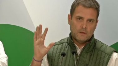 Rafale Deal: 'CAG Report on Pricing Not Shared With PAC', Rahul Gandhi Questions 'Foundation' of Supreme Court Judgement