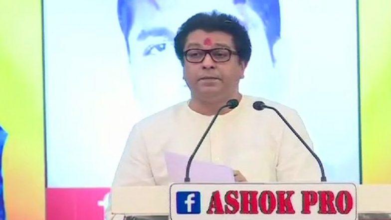 Raj Thackeray Tells North Indian Gathering in Mumbai: 'Wrong to Consider Hindi a National Language'