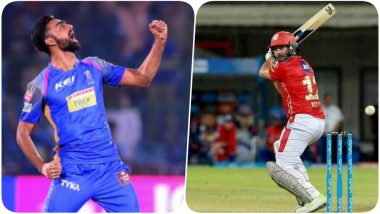 IPL 2019 Auction: Former Rajasthan Royals' Jaydev Unadkat Beats Yuvraj Singh to Enter the Highest Base Price?