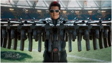 2.0 Box Office Collection Day 7: Rajinikanth's Sci-Fi Film Earns Rs 132 Crore
