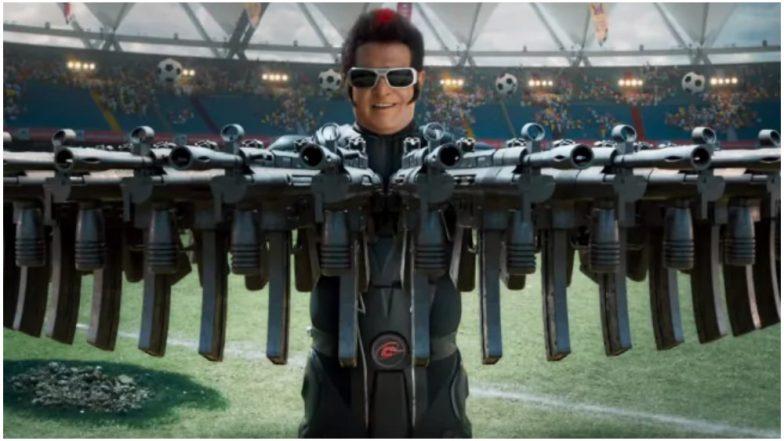 2.0 Box Office Collection Day 7: Rajinikanth's Sci-Fi Film Earns Rs 132 Crore