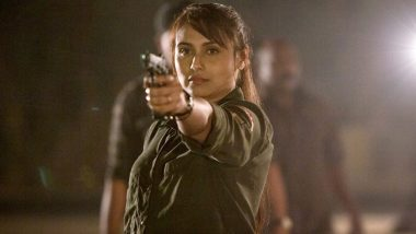 Mardaani 2: Rani Mukerji as the Feisty Cop Shivani Shivaji Roy is Back