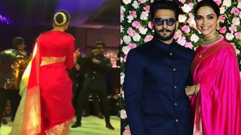 Ranveer Singh And Deepika Padukone Dance Their Heart Out At Kapil