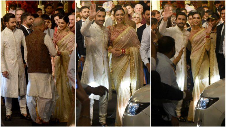 Isha Ambani-Anand Piramal Wedding LIVE Updates: Shah Rukh Khan Arrives – Watch Video