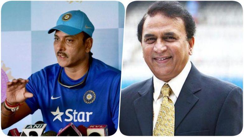 Ravi Shastri vs Sunil Gavaskar: Did the Indian Coach Take a Jibe at Former Cricketer & Commentator?