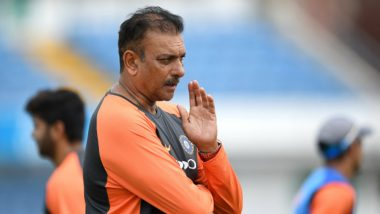 Ravi Shastri Uses 'Indecent' Words During an Interview After India's Hard-Fought Win Over Australia in Adelaide, Watch Video
