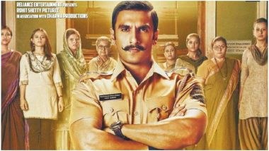 Simmba Box Office Collection: Ranveer Singh and Sara Ali Khan's Cop Drama Mints Rs 239.48 Crore