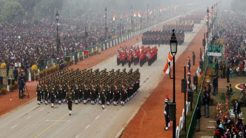 Republic Day Parade 2019 Live Streaming: How, Where & When to Watch Live Telecast of India's Might, State Tableaux From Rajpath on January 26