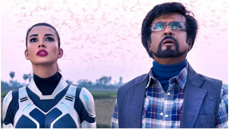 2.0 Box Office Collection Day 6: Rajinikanth and Amy Jackson's Film Earns Rs 122.50 Crore