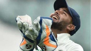 Rishabh Pant Surpasses MS Dhoni, Wriddhiman Saha and Syed Kirmani for this Record Against Australia