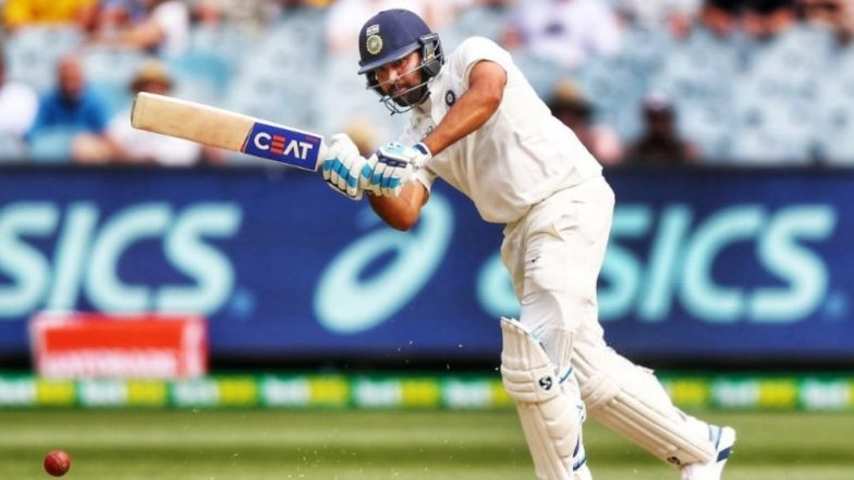 Rohit Sharma Hits his First Half-Century Outside Asia After 2015, During IND vs AUS 2018, Day 2 at MCG