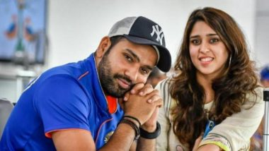 Rohit Sharma Becomes a Father! Ritika Sajdeh and Rohit Welcome a Baby Girl