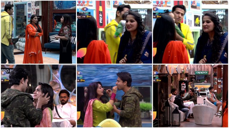 Bigg Boss 12: Romil's Wife Asks Somi To 'Behave Like A Sister'; Berates Surbhi for her statements!