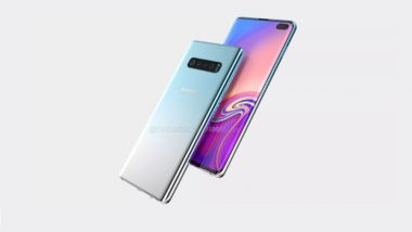 Samsung Galaxy S10 Smartphone Alleged First Live Images Leaked Online