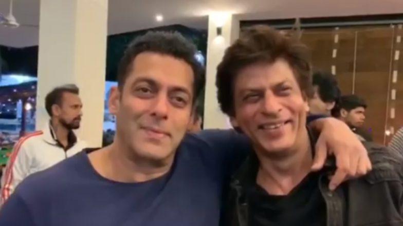 Shah Rukh Khan and Salman Khan to Reunite For Dabangg 3?