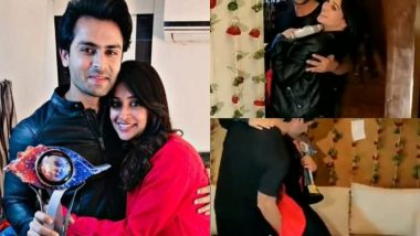 Dipika Kakar Gets A Romantic, Lovely and Dhamakedar Welcome Back In Mumbai- Watch Video