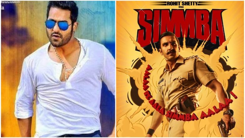 Simmba Trailer: Jr NTR Fans Are Unhappy With Ranveer Singh for Ruining Temper – Read Tweets