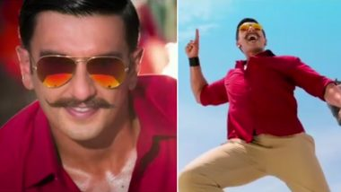 Simmba Song Aala Re Aala: Ranveer Singh's Grand Entry Will Get You Excited for the Upcoming Track- Watch Video