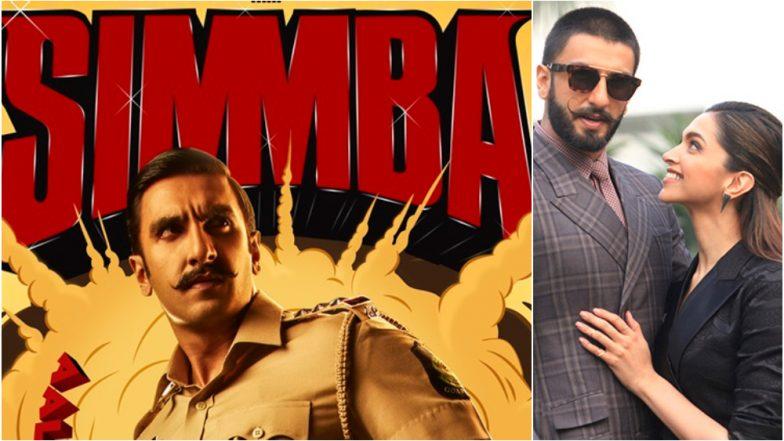 'Hot Lag Raha Hai'- THIS Is How Deepika Padukone Reacted To Hubby Ranveer Singh's Simmba Trailer!