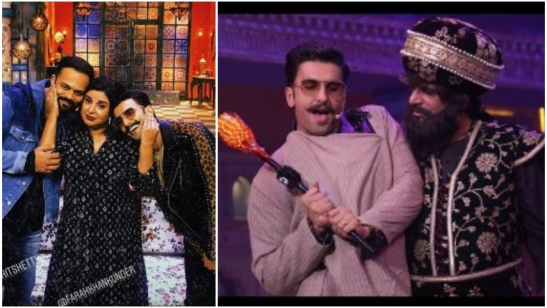 Ranveer Singh and Sunil Grover Turn Allaudin Khilji - Malik Kafur but With a Twist – View Pics