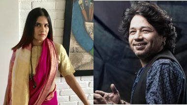 #MeToo Movement: Sona Mohapatra Asks Delhi Govt to Withdraw Invitation to Kailash Kher