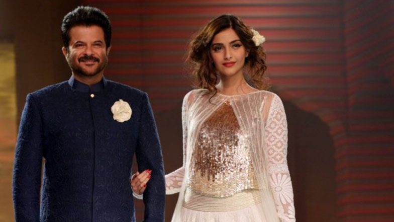 Exclusive! Sonam Kapoor Ahuja: I Was Scared To Work With My Father