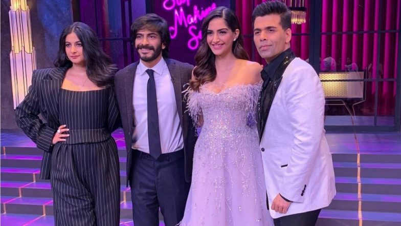 Koffee With Karan 6: Kapoor Siblings Sonam, Rhea and Harshvardhan Grace The Chat Show and We Can Already Imagine Fireworks!