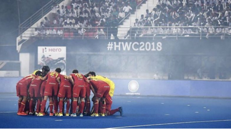 Spain vs France, 2018 Men's Hockey World Cup Match Free Live Streaming and Telecast Details: How to SPA vs FRA HWC Match Online on Hotstar and TV Channels?