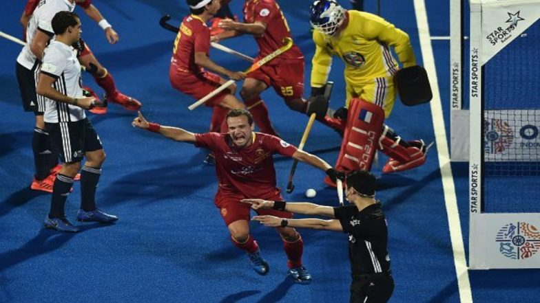 Spain vs New Zealand, 2018 Men's Hockey World Cup Match Free Live Streaming and Telecast Details: How to Watch ESP vs NZ HWC Match Online on Hotstar and TV Channels?