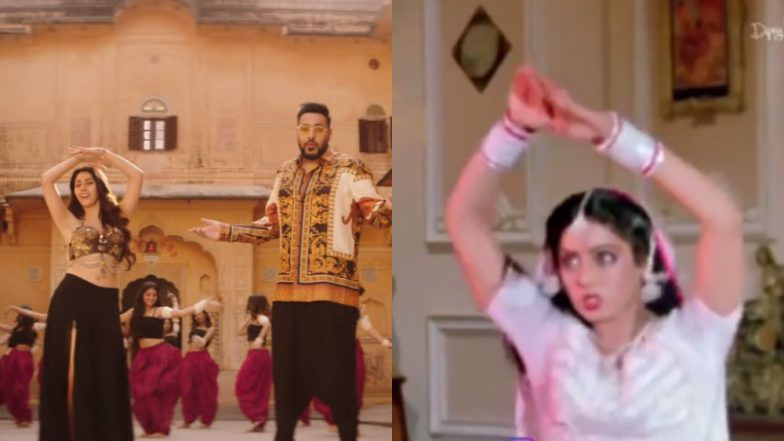 Even Badshah Is Loving This Hilarious Sridevi's Nagina Edit of His Song 'She Move It Like' – Watch Video