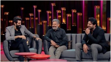 Koffee With Karan 6: Rana Daggubati Opens Up About His Break Up With Trisha; Prabhas Clears the Air on His Dating Rumours With Anushka Shetty – Watch Videos
