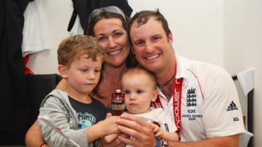 Andrew Strauss' Wife Ruth Strauss Dies from Lung Cancer