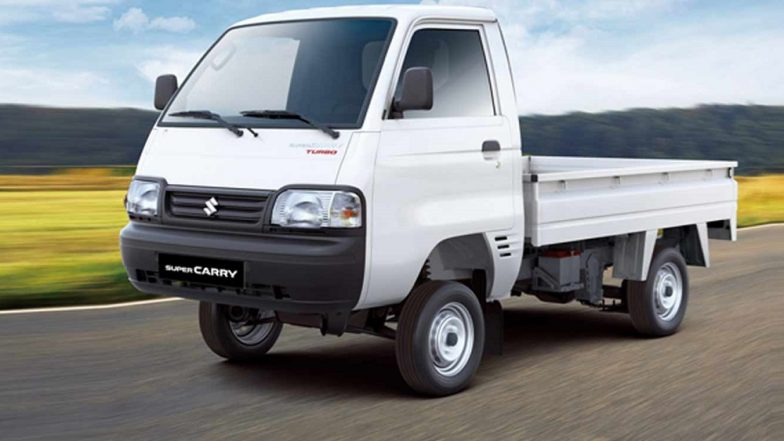 Maruti Suzuki Recalls 5900 Units of Super Carry For Fixing Faulty Fuel Filter