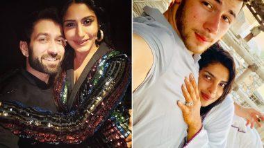 Ishqbaaaz's Surbhi Chandna and Nakuul Mehta Give Priyanka Chopra and Nick Jonas a 'GREAT ESCAPE' Idea!