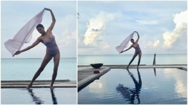 Sushmita Sen's Recent Picture in a Beach Wear Is the Perfect Way to Start the Day