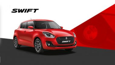 Indian Car of the Year 2019 Award: Maruti Suzuki Swift Hatchback Wins ICOTY