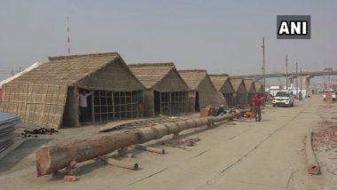 Kumbh Mela 2019: Prayagraj Gets Tents With '5-Star Facilities' for Devotees