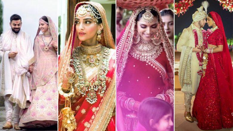 Priyanka Chopra, Deepika Padukone, Sonam Kapoor, Anushka ...