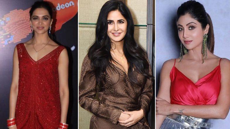Katrina Kaif, Deepika Padukone and Shilpa Shetty's Poor Fashion Choices Disappoint Us This Week - View Pics