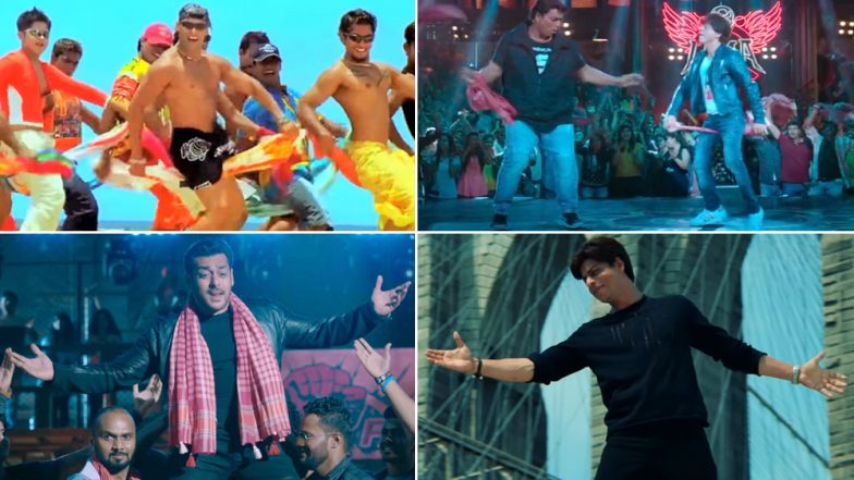 Zero Song Issaqbaazi: Shah Rukh Khan and Salman Khan Recreating Their Iconic Steps Is the Best Thing You'll See on the Internet Today