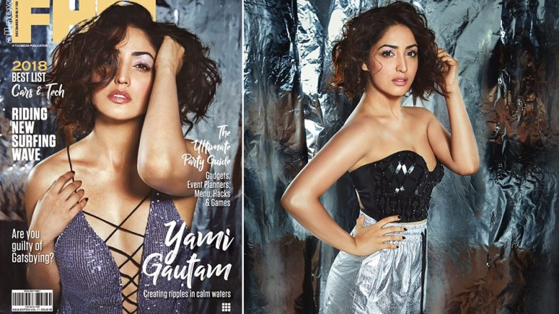 Yami Gautam Is Not Exactly Striking On 'FHM' Cover: Get The Old 'Charmer' Back Please!