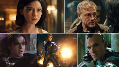 Alita Battle Angel New Trailer: Rosa Salazar's Cyborg Turns Gladiator in This High-on-Action Promo; Movie To Release in India on February 8, 2019