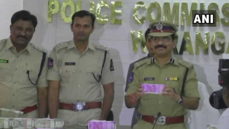 Telangana Assembly Elections 2018: Police Seizes over Rs 3 Crore Worth Illegal Cash Meant For  Influencing Voters