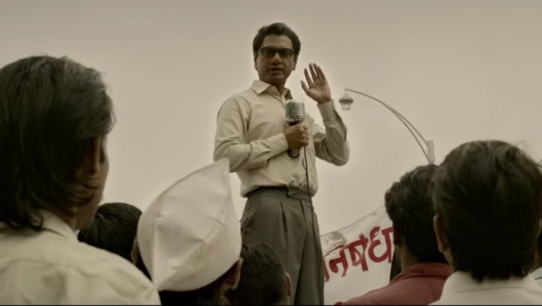 Thackeray Movie: Review, Box Office Collection, Budget, Story, Trailer, Music of Nawazudin Siddiqui, Amrita Rao Film