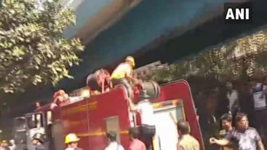 Thane: Fire Breaks Out in a Building Near Charai Area
