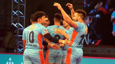 UP Yoddha vs Tamil Thalaivas, PKL 2018-19 Match Live Streaming and Telecast Details: When and Where To Watch Pro Kabaddi League Season 6 Match Online on Hotstar and TV?