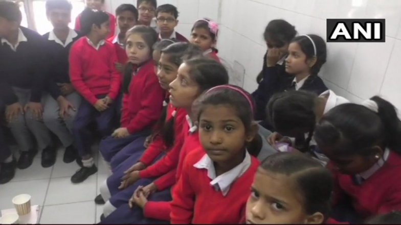 MR Vaccine Scare in UP: Over 30 School Children Fall Sick After Receiving Measles & Rubella Vaccine in Shahjahanpur