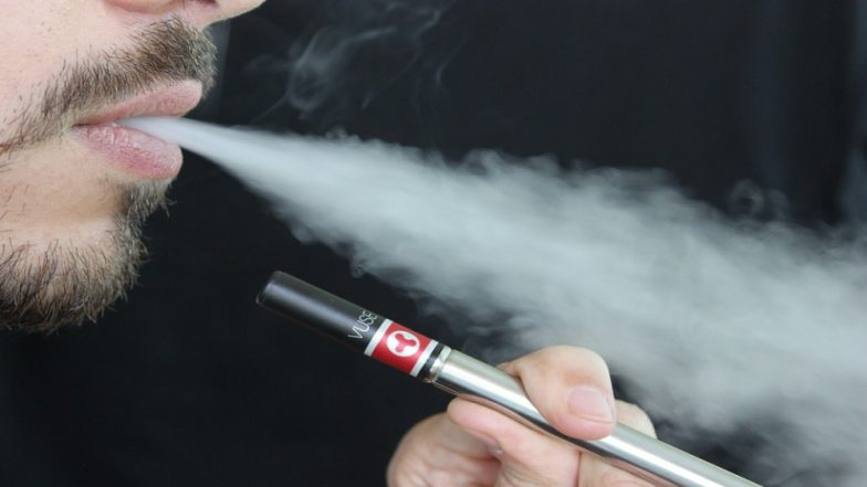 Nicotine Vaping Has Doubled Among US Teenagers in 2018 Finds Survey